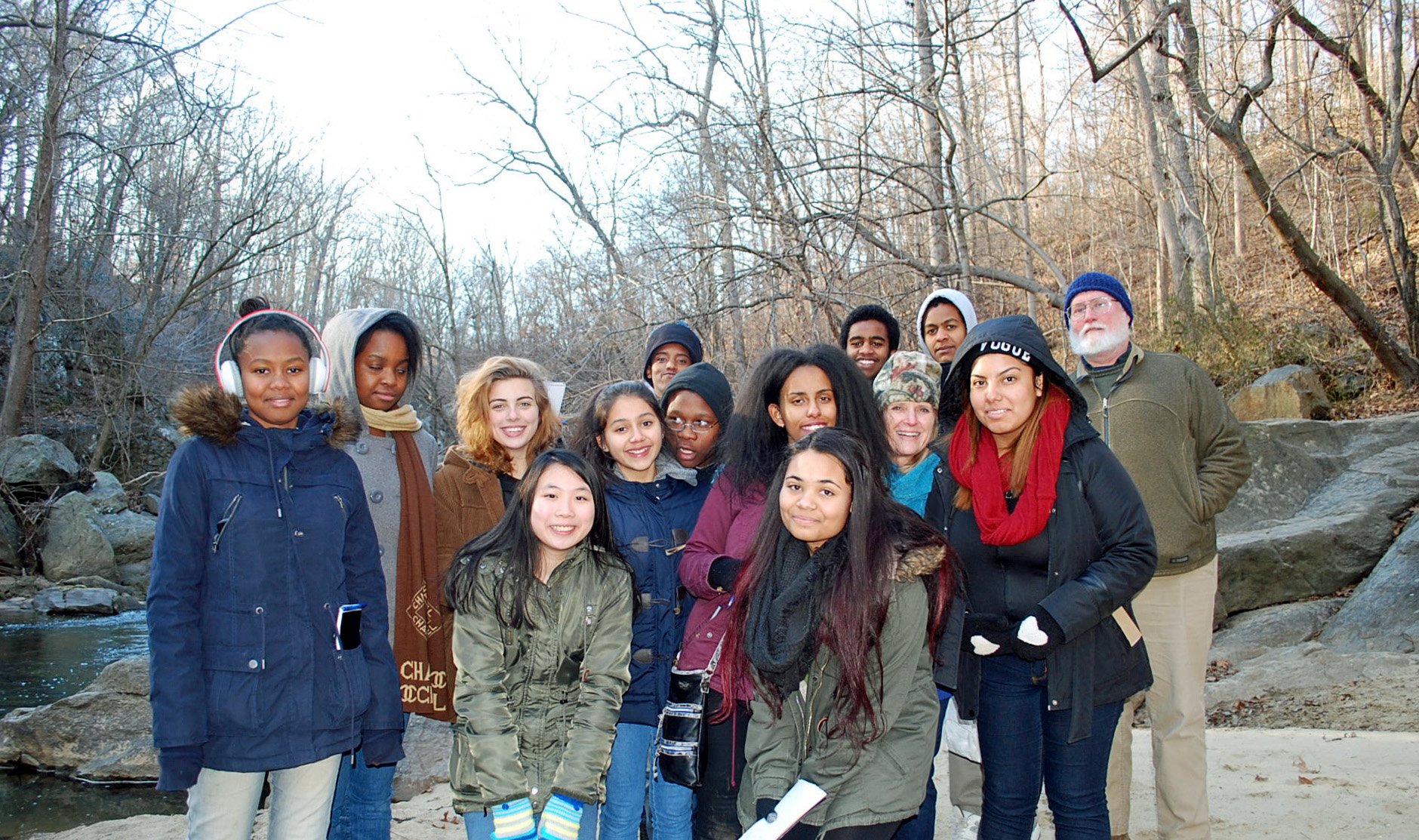Conservation Montgomery Young Environmental Writers Workshop (YE