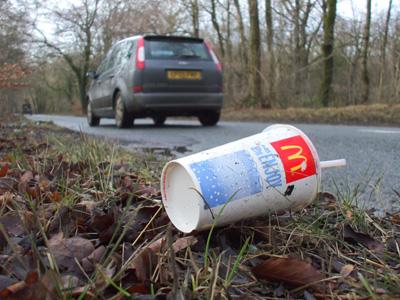 Littering-facts-litter-on-street